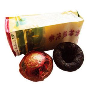 Пуэр Туо Ча Шен набор 5 шт. 430г купить