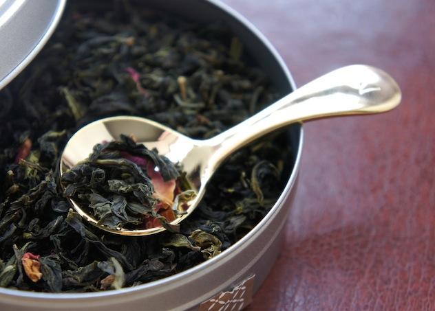 Дозировка чайного листа Дом чая